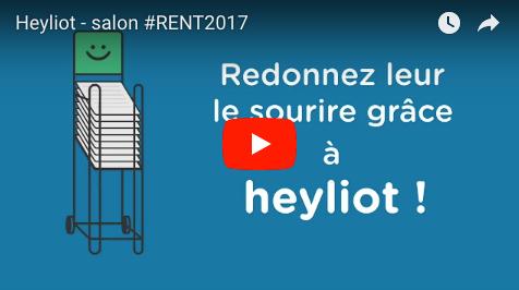 Notre vidéo pour le salon #RENT2017