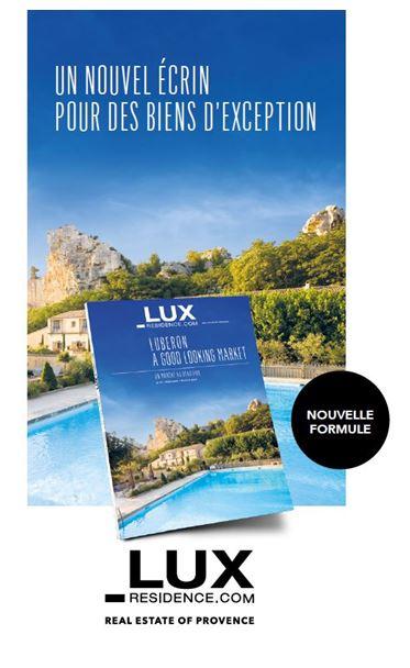 Le magazine Lux-Residence.com se réinvente