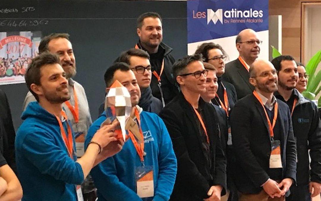 Année record pour la technopole Rennes Atalante