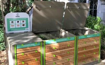 The rise of collective composters