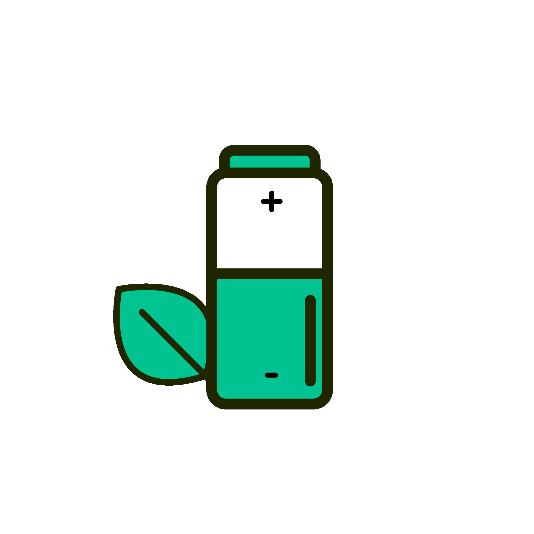 Connectique du support du pile